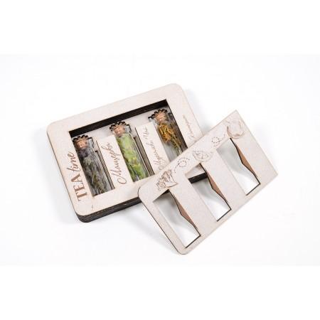 Аромати от природата: TEA Time (3 аромата) - отворена кутия