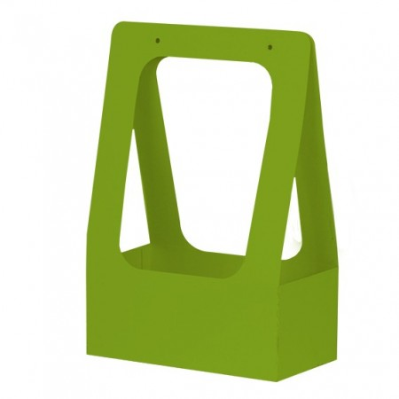 Торбичка за цветя: Масленозелена
