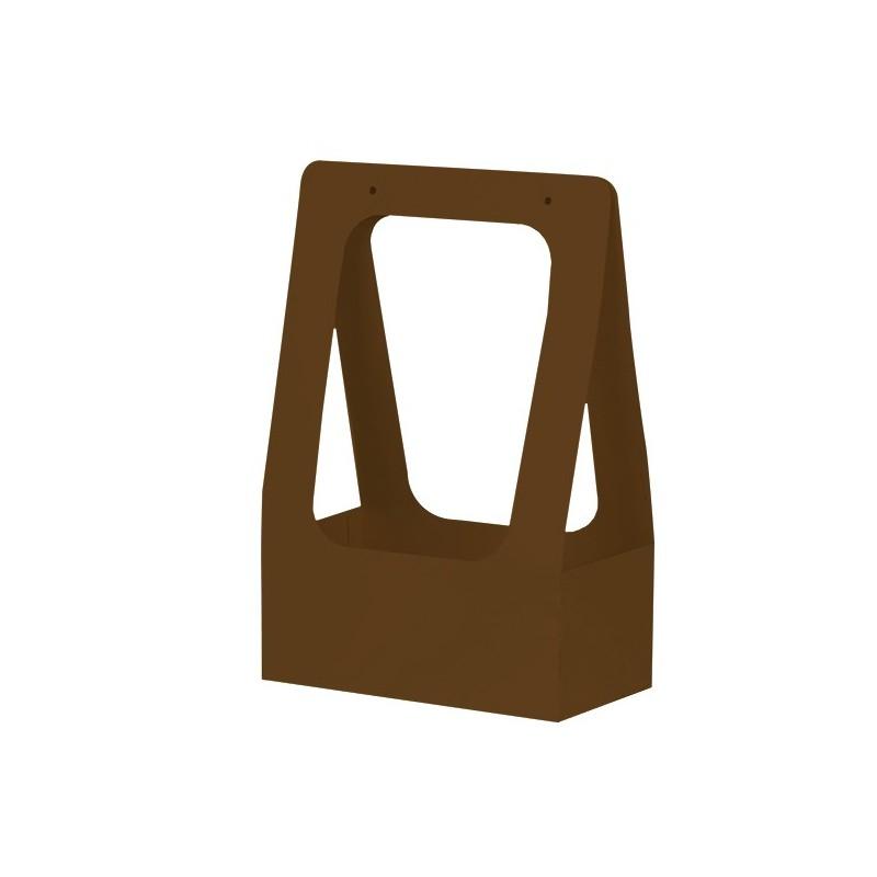 Торбичка за цветя: Крафт