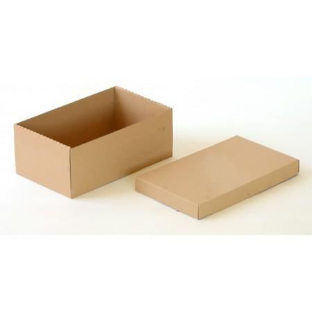 Кутия: 35x32x8 см с отделен...
