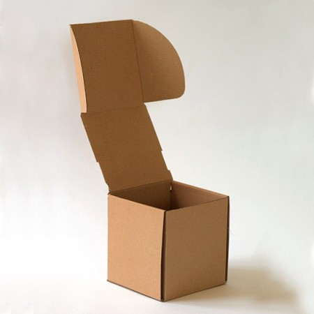Кутия: 10х10х10 см с общ капак