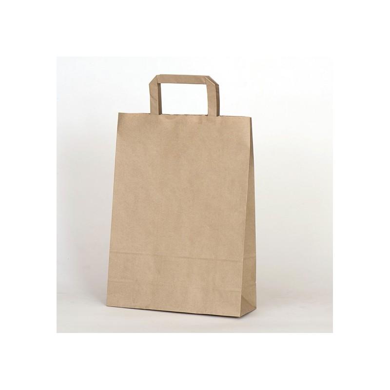 Крафтова торбичка: 32x16x37 см