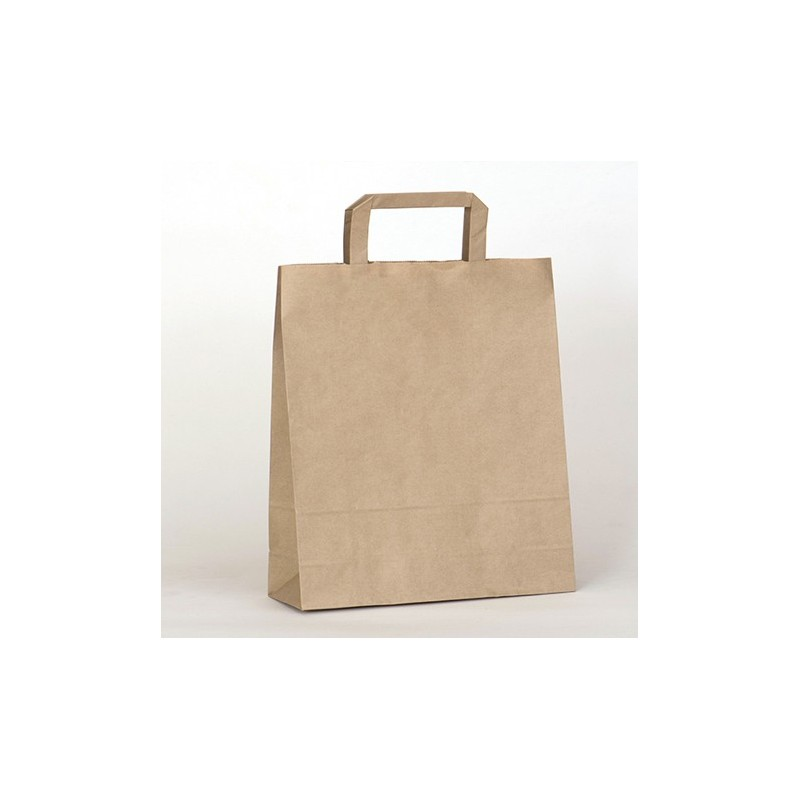 Крафтова торбичка: 25x33x10 см