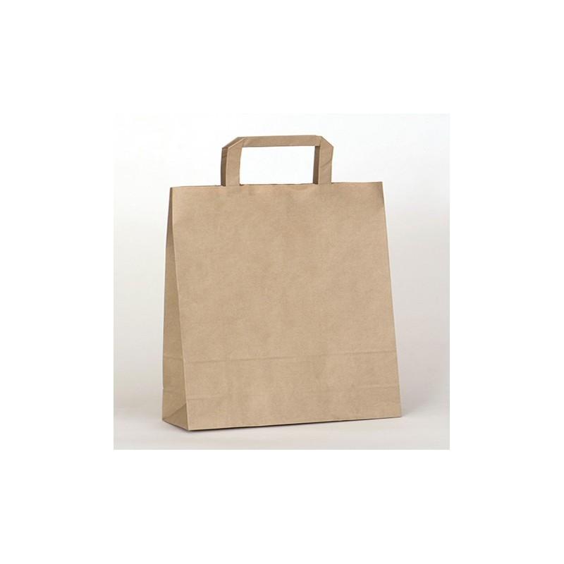 Крафтова торбичка: 22x35x9 см
