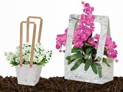 ✿ Торбички за цветя - EcoCards.bg