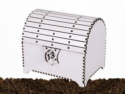 Кутии от дърво - EcoCards.bg